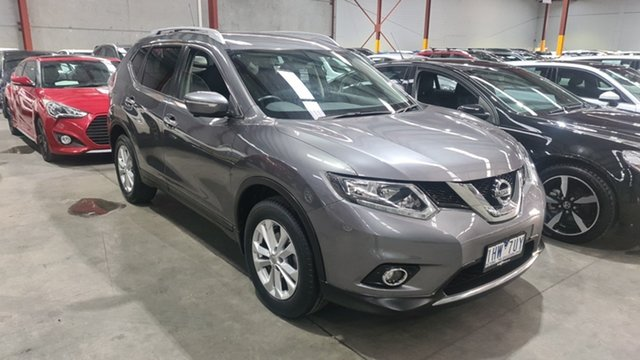 Used Nissan X-Trail T32 ST-L X-tronic 2WD Laverton North, 2015 Nissan X-Trail T32 ST-L X-tronic 2WD Grey 7 Speed Constant Variable Wagon