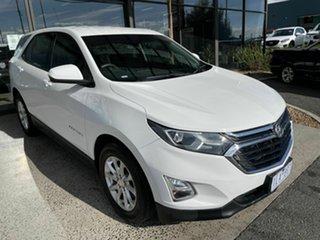 2018 Holden Equinox EQ MY18 LS (FWD) White 6 Speed Automatic Wagon.