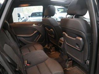 2013 Mercedes-Benz B-Class W246 B180 DCT Black 7 Speed Sports Automatic Dual Clutch Hatchback