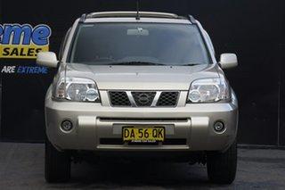 2003 Nissan X-Trail T30 II TI Gold 5 Speed Manual Wagon.