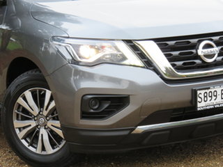 2018 Nissan Pathfinder R52 Series III MY19 ST X-tronic 4WD Grey 1 Speed Constant Variable Wagon