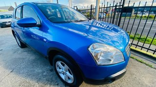 2009 Nissan Dualis J10 MY2009 ST Hatch X-tronic 6 Speed Constant Variable Hatchback