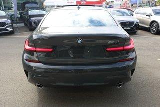 2020 BMW 330i F30 LCI M Sport Dravit Grey Metallic 8 Speed Auto Steptronic Sport Sedan