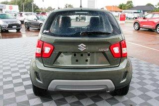 2021 Suzuki Ignis MF Series II GL Khaki 1 Speed Constant Variable Hatchback.