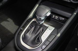 2020 Kia Cerato BD MY21 S White 6 Speed Sports Automatic Hatchback.