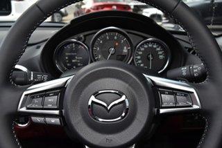 2021 Mazda MX-5 ND GT RF SKYACTIV-Drive Blue 6 Speed Sports Automatic Targa