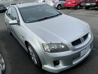 2007 Holden Commodore VE SV6 Silver 5 Speed Automatic Sedan.