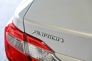 2017 Toyota Aurion GSV50R AT-X Silver 6 Speed Sports Automatic Sedan