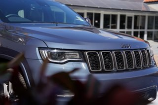 2021 Jeep Grand Cherokee WK MY21 80th Anniversary Pacific Blue 8 Speed Sports Automatic Wagon