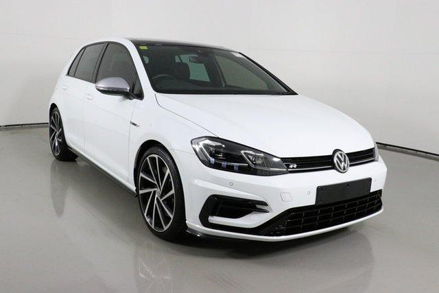 Used Volkswagen Golf AU MY20 R Bentley, 2020 Volkswagen Golf AU MY20 R White 7 Speed Auto Direct Shift Hatchback