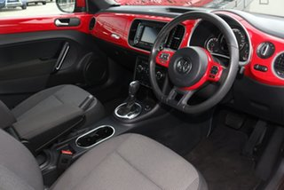 2014 Volkswagen Beetle 1L MY14 Coupe DSG Tornado Red 7 Speed Sports Automatic Dual Clutch Liftback