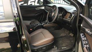 2021 Mazda BT-50 TFS40J Thunder True Black 6 Speed Sports Automatic Utility