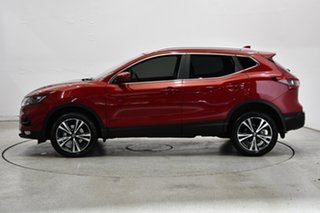 2018 Nissan Qashqai J11 Series 2 ST-L X-tronic Red 1 Speed Constant Variable Wagon.