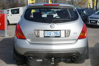 2005 Nissan Murano Z50 ST Silver 6 Speed Constant Variable Wagon