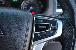 2018 Mitsubishi Triton MQ MY18 GLS (4x4) Blackline 6 Speed Manual Dual Cab Utility
