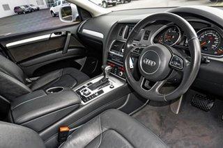 2015 Audi Q7 4L MY15 TDI Tiptronic Quattro White 8 Speed Sports Automatic Wagon.