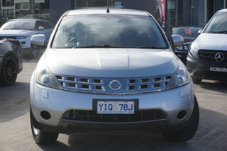 2005 Nissan Murano Z50 ST Silver 6 Speed Constant Variable Wagon.