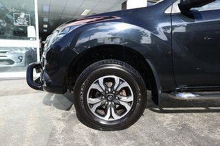 2016 Mazda BT-50 UR0YF1 GT Black 6 Speed Sports Automatic Utility.