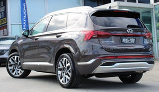 2021 Hyundai Santa Fe Tm.v3 MY21 Highlander DCT Taiga Brown 8 Speed Sports Automatic Dual Clutch.