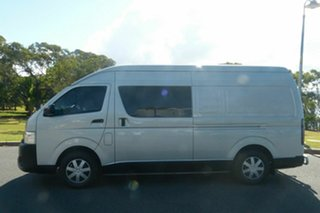 2014 Toyota HiAce KDH221R MY14 Super LWB Grey 4 Speed Automatic Van