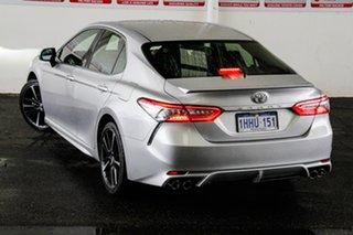 2020 Toyota Camry GSV70R SX Silver Pearl 8 Speed Sports Automatic Sedan.