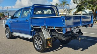2010 Toyota Hilux KUN26R MY10 SR Blue 5 Speed Manual Cab Chassis