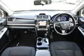 2017 Toyota Camry ASV50R RZ Silver 6 Speed Sports Automatic Sedan.