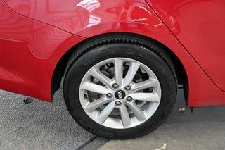 2016 Kia Cerato YD MY17 S Premium Red 6 Speed Sports Automatic Sedan