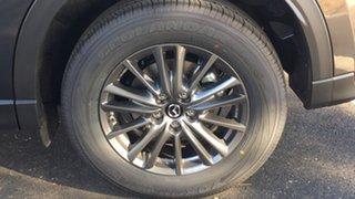 2021 Mazda CX-5 KF4WLA Maxx SKYACTIV-Drive i-ACTIV AWD Machine Grey 6 Speed Sports Automatic Wagon