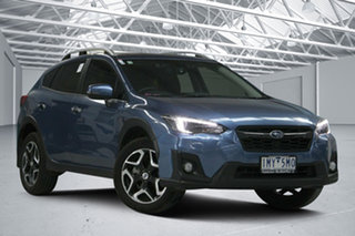 2018 Subaru XV MY18 2.0I-S Blue Continuous Variable Wagon.