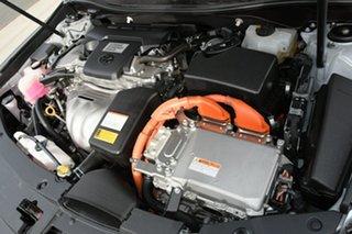 2015 Toyota Camry AVV50R Atara S Silver 1 Speed Constant Variable Sedan Hybrid