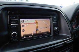 2014 Mazda CX-5 KE1021 MY14 Maxx SKYACTIV-Drive AWD Sport Blue 6 Speed Sports Automatic Wagon