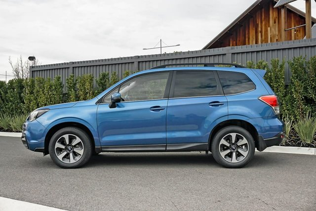 Used Subaru Forester S4 MY16 2.5i-L CVT AWD Essendon Fields, 2016 Subaru Forester S4 MY16 2.5i-L CVT AWD Blue 6 Speed Constant Variable Wagon