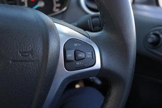 2018 Ford Fiesta WZ Sport PwrShift White 6 Speed Sports Automatic Dual Clutch Hatchback