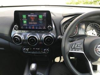 2021 Nissan Juke F16 ST+ DCT 2WD Grey 7 Speed Sports Automatic Dual Clutch Hatchback