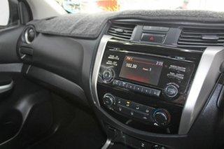2015 Nissan Navara NP300 D23 ST (4x4) White 6 Speed Manual Dual Cab Utility