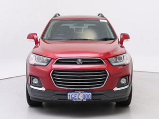 2016 Holden Captiva CG MY16 Active 7 Seater Red 6 Speed Automatic Wagon.