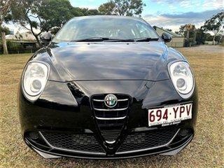 2009 Alfa Romeo Mito Black 5 Speed Manual Hatchback