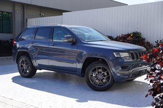 2021 Jeep Grand Cherokee WK MY21 80th Anniversary Pacific Blue 8 Speed Sports Automatic Wagon.