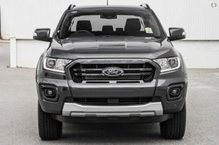 2021 Ford Ranger PX MkIII 2021.25MY Wildtrak Grey 10 Speed Sports Automatic Double Cab Pick Up.