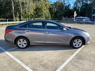 2012 Hyundai i45 YF MY11 Active Grey 6 Speed Automatic Sedan.