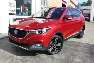 2018 MG ZS AZS1 Excite 2WD Red 4 Speed Automatic Wagon.
