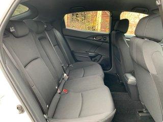 2020 Honda Civic 10th Gen VTi-S White Constant Variable Hatchback