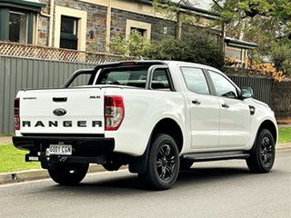 2020 Ford Ranger PX MkIII 2020.75MY Sport White 6 Speed Sports Automatic Double Cab Pick Up