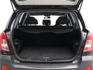 2012 Holden Captiva CG MY12 5 (FWD) Black 6 Speed Manual Wagon