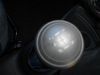 2009 Toyota Yaris NCP90R MY09 YR Black 5 Speed Manual Hatchback