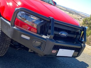 2015 Ford Ranger PX MkII XL Red 6 Speed Sports Automatic Utility.