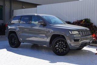 2021 Jeep Grand Cherokee WK MY21 Night Eagle Ceramic Grey 8 Speed Sports Automatic Wagon.