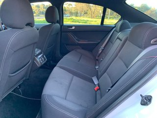 2015 Ford Falcon FG X XR6 White Sports Automatic Sedan