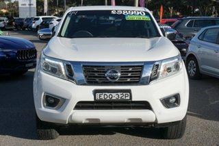 2016 Nissan Navara D23 ST White 7 Speed Sports Automatic Utility.